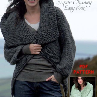 Wendy Digital Super Chunky Archives - The Wool Shop Knitting