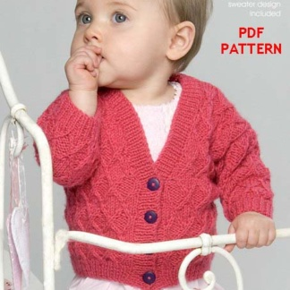 3045be6a0d9e Peter Pan Digital Patterns Archives - The Wool Shop Knitting Yarn ...