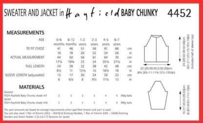 b7d05b60e Hayfield Baby Chunky 4452 (digital pattern)