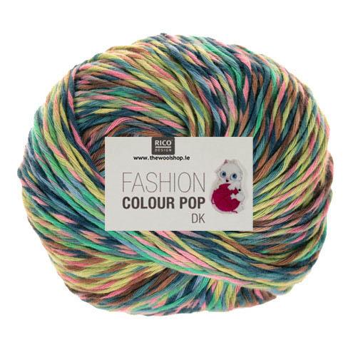 Fashion Colour Pop DK Rico