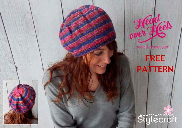 Stylecraft Head Over Heels 4ply Free Digital Pattern The Wool