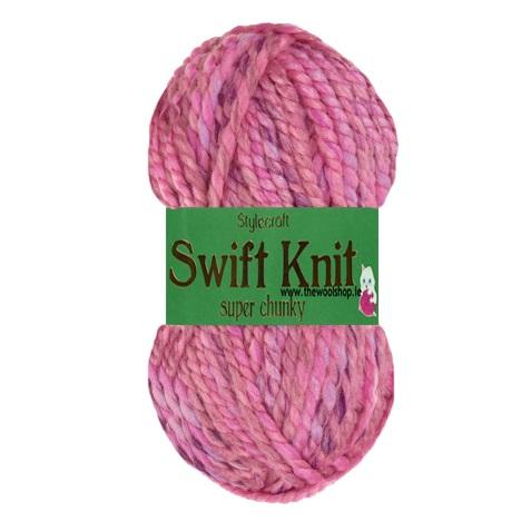 Stylecraft Swift Knit (carnation 2051)